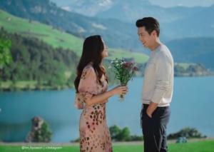 愛的迫降瑞士布里恩茲湖