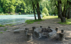 Eichholz河邊泳池