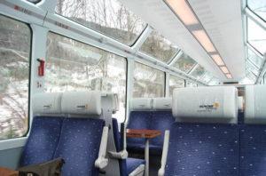 瑞士冰河特快車