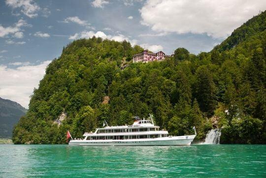 布里恩茲湖遊船