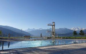 瑞士Thun lido海水浴場