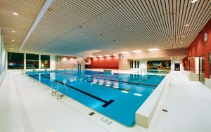 瑞士Bödelibad海水浴場