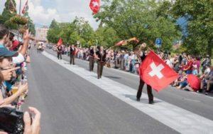 瑞士國慶日