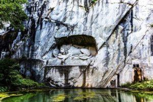 琉森獅子紀念碑