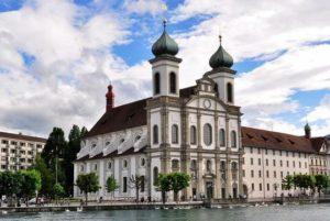 琉森耶穌會教堂