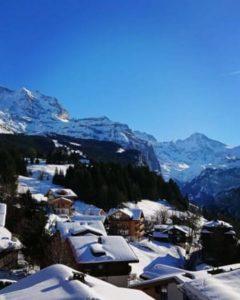 瑞士少女峰區景點