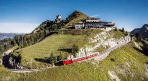 瑞士徐尼格觀景台