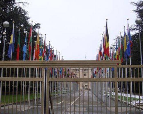 日內瓦聯合國總部