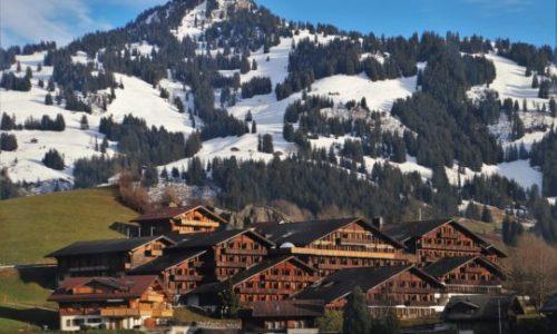 瑞士阿爾卑斯山