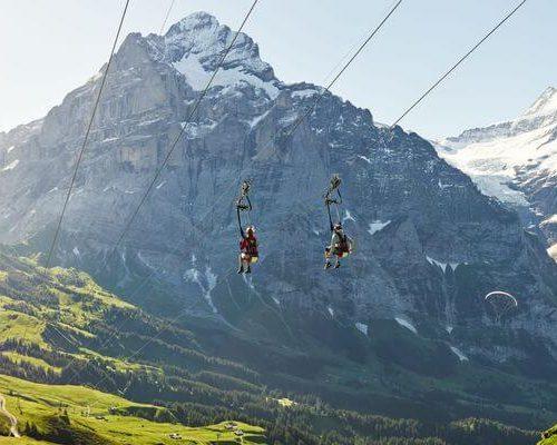 格林德瓦費爾斯特登山纜車