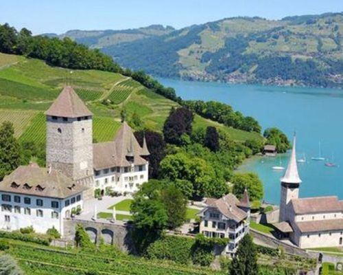 瑞士茵特拉根景點