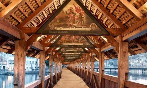 琉森卡貝爾橋