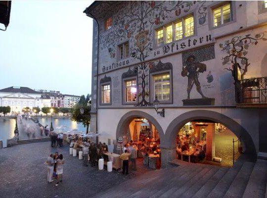瑞士琉森餐廳推薦