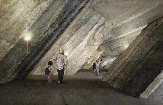 琉森冰川公園
