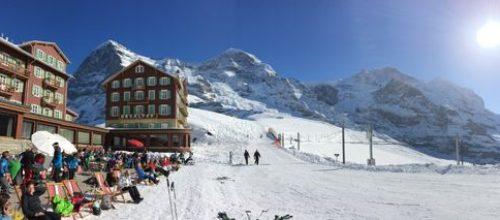 少女峰餐廳Restaurant Bellevue des Alpes