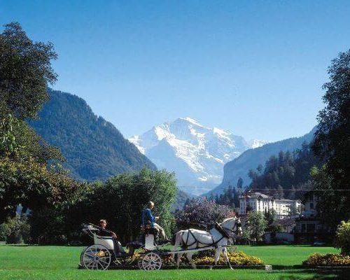 瑞士維多利亞少女峰Spa大飯店