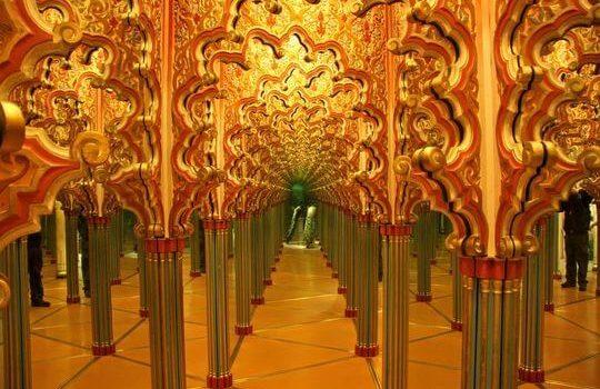 琉森鏡子迷宮
