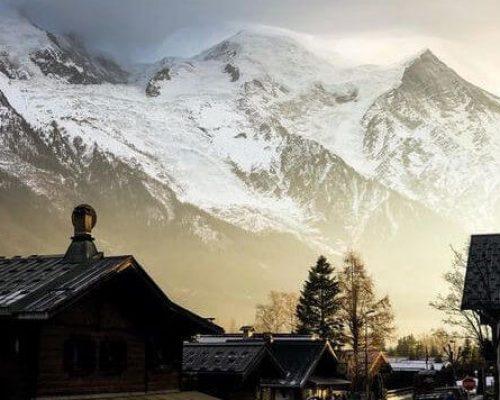 瑞士夏慕尼