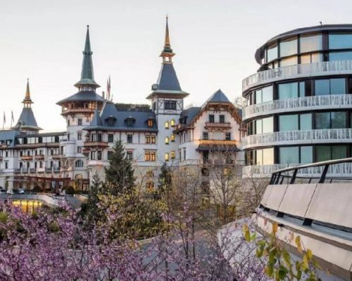 瑞士蘇黎世住宿推薦